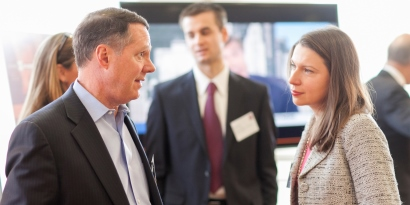 Our world-class conferences provide great networking opportunities! Discounts for Sloan alums