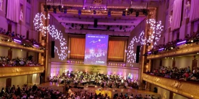 "Boston Pops: ""Classic Rock from Beatles to Led Zepplin"", May 10, 2016"